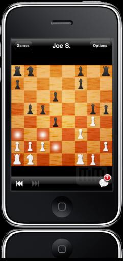Chess Wars para iPhone