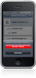 LEBContacts 1.3.0 no iPhone