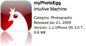 myPhotoEgg na App Store