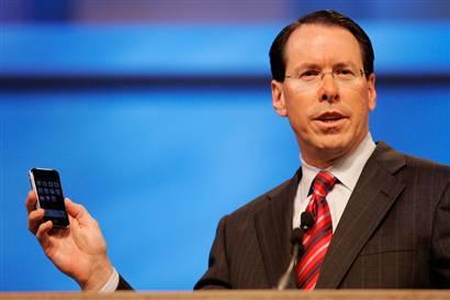 Randall Stephenson, CEO da AT&T