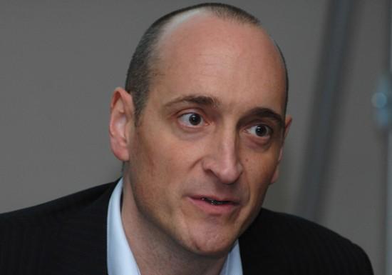JR Smith, CEO da AVG