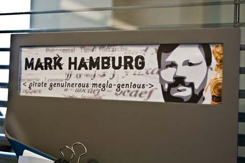 Mark Hamburg na Adobe
