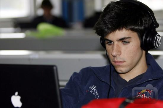 Mac é Pop de piloto da F1