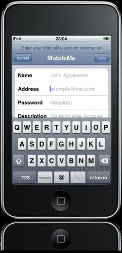 iPhone OS 3.1 Beta 3