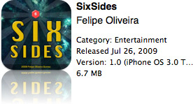 SixSides na App Store