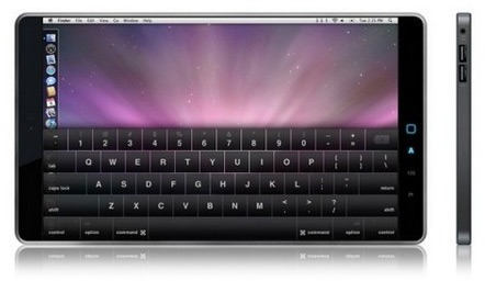 Media pad da Apple