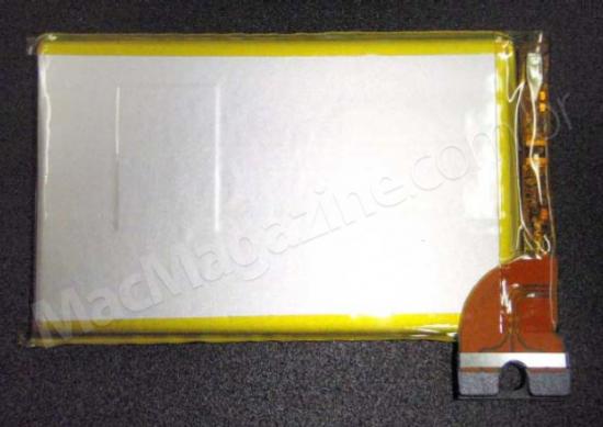 Bateria homologada pela Anatel 2