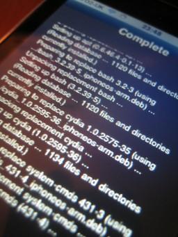 iPhone com jailbreak
