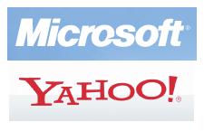 Yahoo! e Microsoft