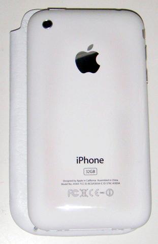 iPhone com colorização em sua case