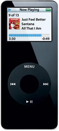 iPod nano de primeira geração