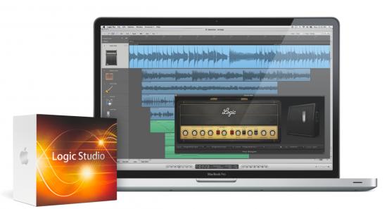 Logic Studio e MacBook Pro
