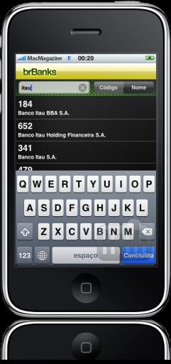 brBanks no iPhone