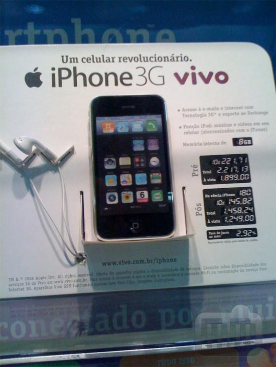iPhone FAIL adesivo Vivo