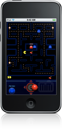 Pac-Man, da Namco