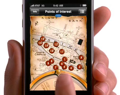 iPhone Ad: Travel