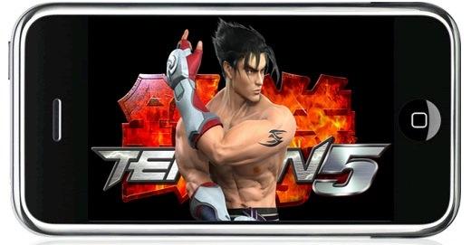 Tekken no iPhone?
