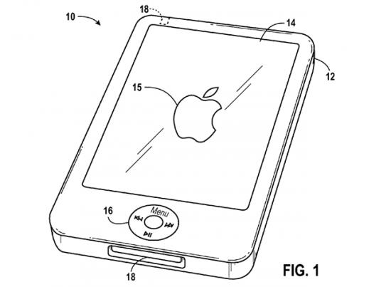 Patente da Apple - Sensores para identificar perda de garantia