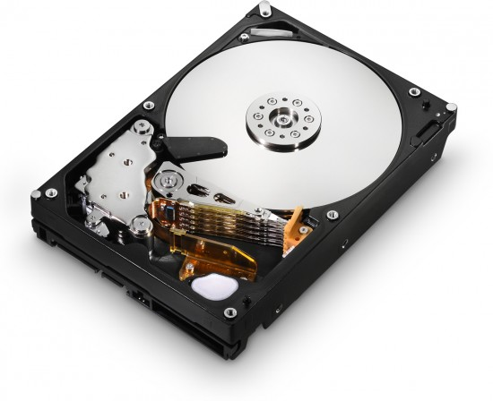 HDD da Hitachi de 2TB