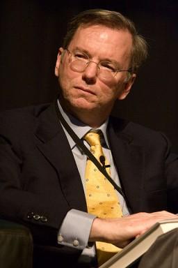 Eric Schmidt, CEO do Google