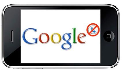 Google Voice no iPhone