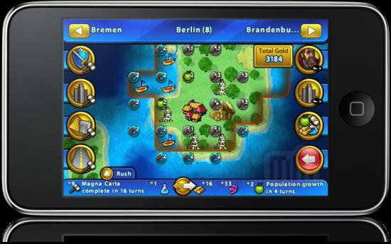 Civilization para iPhone