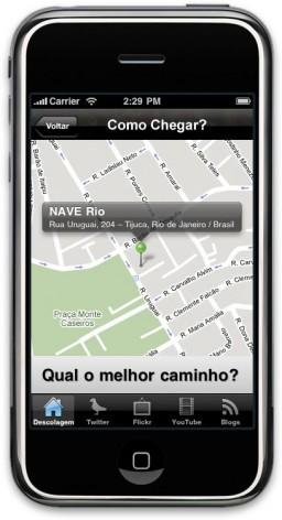 Descolagem App
