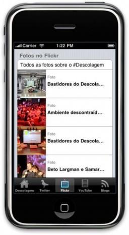 Descolagem-App