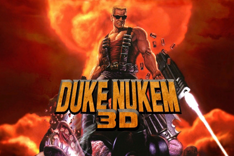 Duke Nukem 3D no iPhone