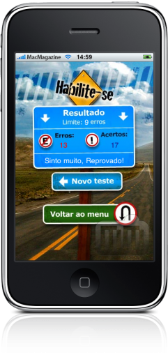 Habilite-se no iPhone