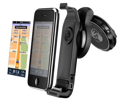 Kit da TomTom para o iPhone