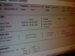 Zune HD na Best Buy