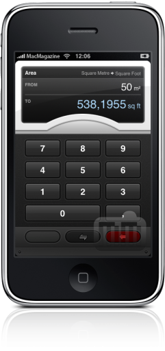 Convertbot no iPhone
