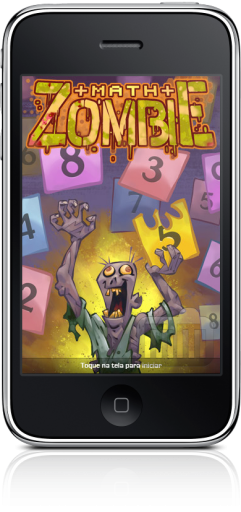 Math Zombie no iPhone