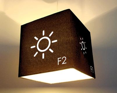 Luminária F2