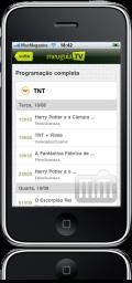 Meuguia.TV no iPhone