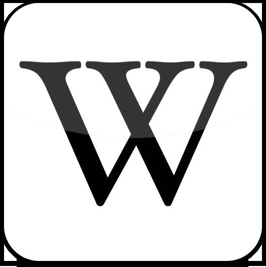 Ícone do Wikipedia Mobile