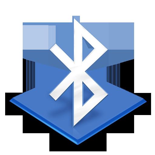 Ícone do Bluetooth File Exchange