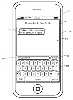 Patente de Transferência de Arquivos da Apple