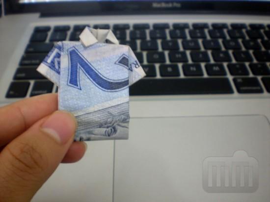 Dollar Origami!