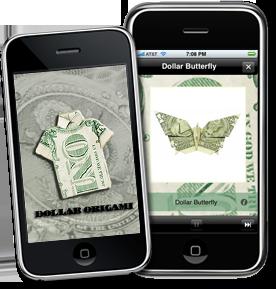 Dollar Origami! no iPhone