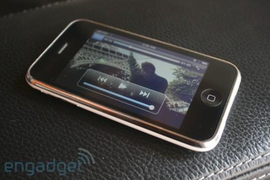 iPhone HD Engadget
