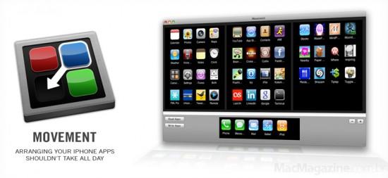 22 movement 550x253 Organize os ícones da tela inicial de seu iPhone pelo Mac!