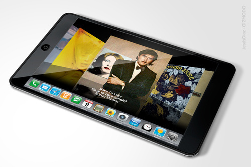 Apple Tablet por Jesus Diaz