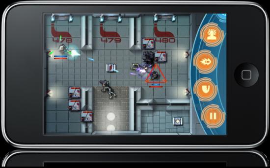 EA Mobile Mass Effect Galaxy