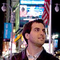 Joe Hewitt, desenvolvedor do app Facebook