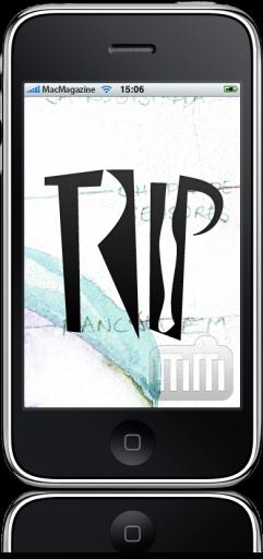 Revsista Trip no iPhone