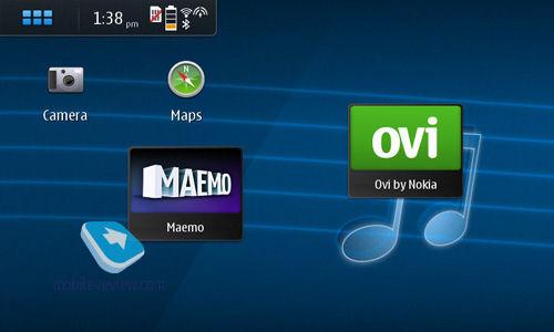 Maemo na Nokia