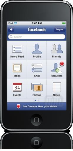 App Facebook 3.0