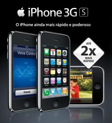 iPhone 3GS da TIM